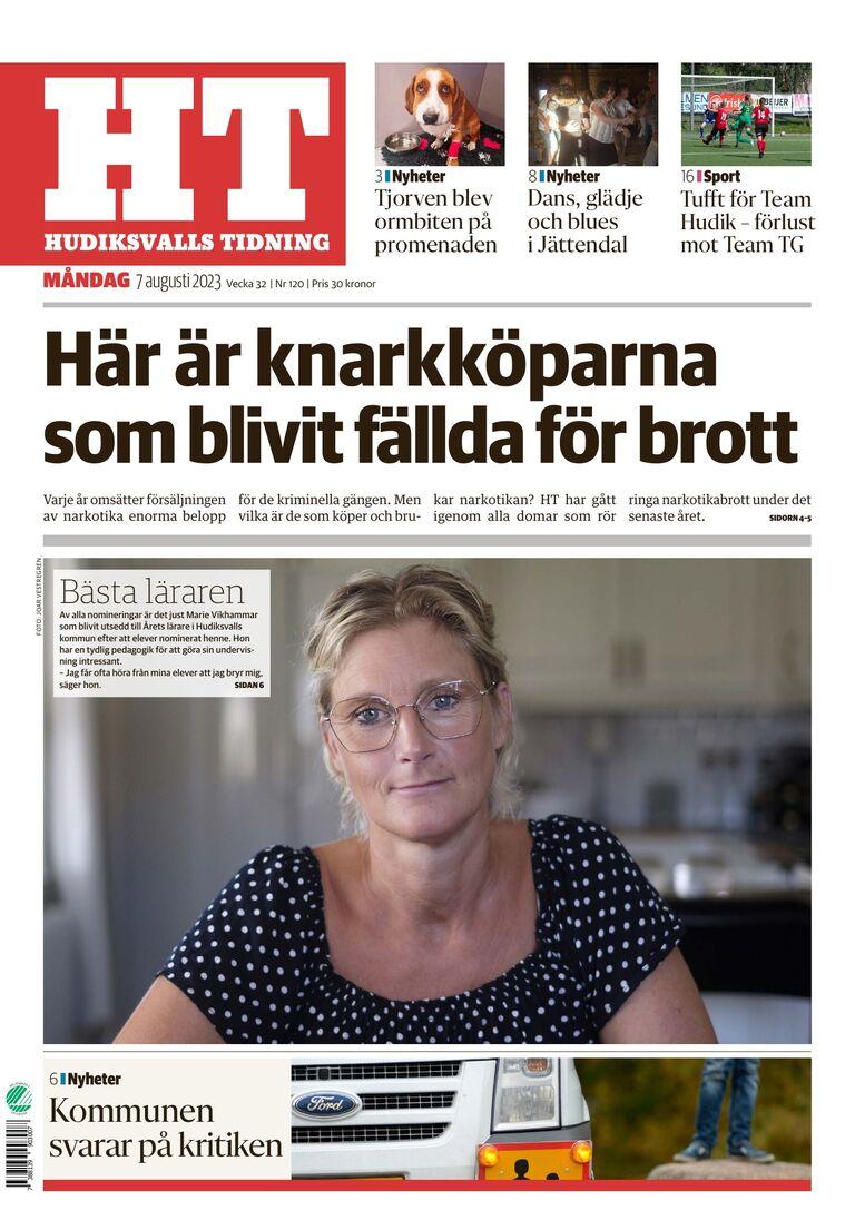 Hudiksvalls Tidning