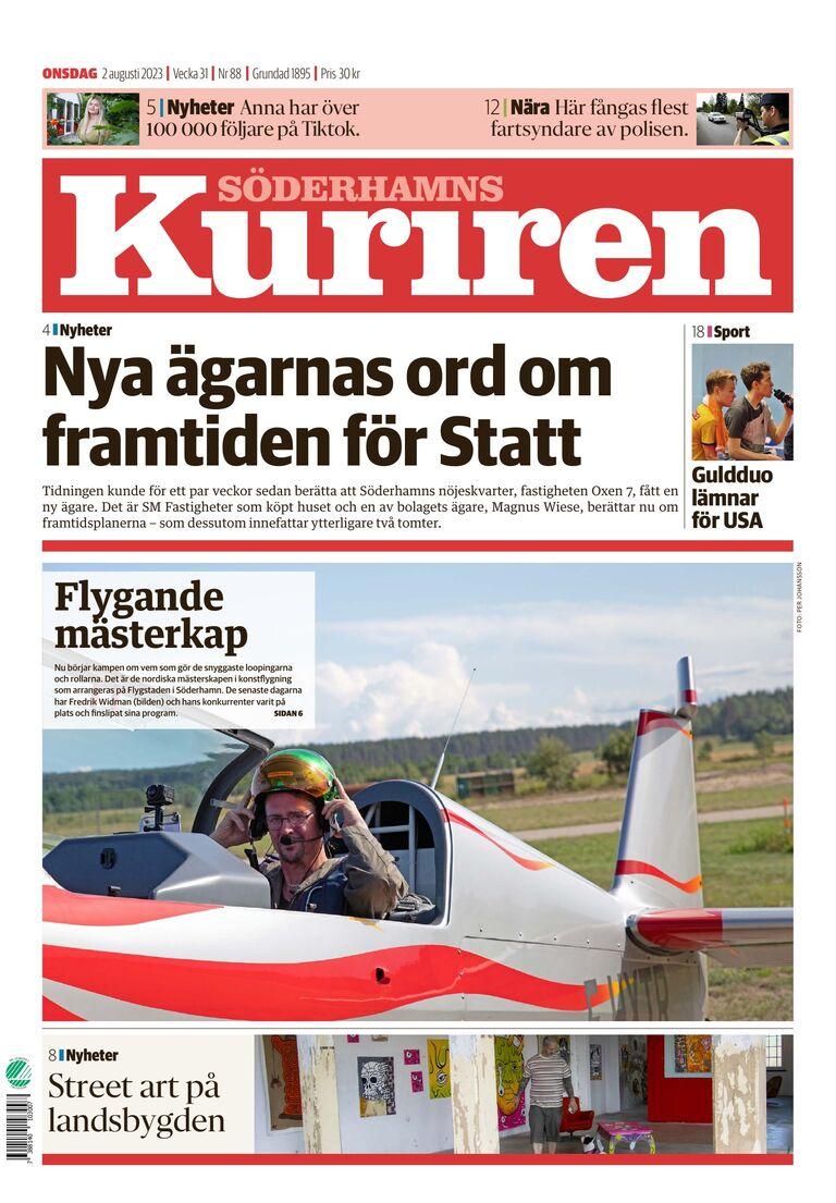 Söderhamns-Kuriren